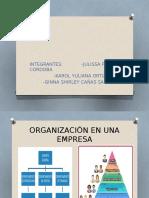 ORGANIZACIÓN EN UNA EMPRESA.pptx