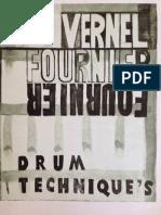 Vernell Fournier - Drum Techniques