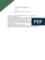 CISN425 Assignment 03
