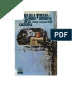 Historia de La Tortura y El Orden Represivo en La Argentina Copy