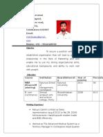 BABU Resume docy