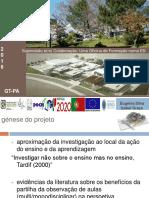 Apresentação Eugénia Silva & Isabel Graça