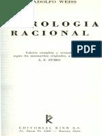 Adolfo Weiss-Astrología Racional