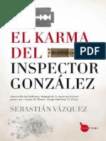 El Karma Del Inspector Gonzalez - Sebastian Vazquez