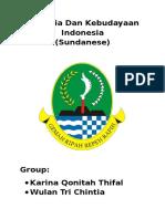 Manusia Dan Kebudayaan Indonesia112