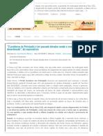 O Problema de Petrópolis é Ter Passado Décadas Vendo o Crescimento Desordenado_, Diz Especialista · AeP