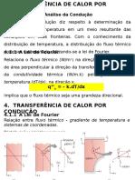 Transferencia de Calor - Conducao - Regime Permanente
