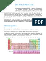 Tema 1 El estado de la materia y sus propiedades.