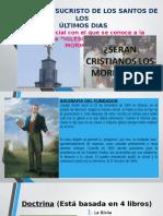 Secta de Los Mormones