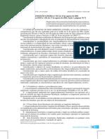 349_CONAMA_Licenciamento Ambiental Ferrovia Pequeno Potencial de Impacto Ambiental e a Regularização Dos Empreendimentos Em Operação