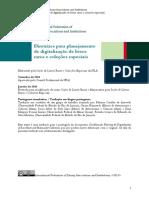 Ifla Guidelines for Planning the Digitization Portuguese Translation