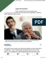 Der Meister Der Riesigen Firmendeals - Tagesanzeiger.ch