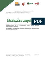 Introducción y conclusion a la competencia 5