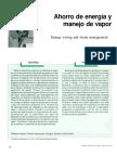Ahorro de energía y manejo de vapor.pdf