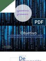 Fundamentos de Programación - I