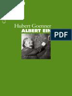 Albert Einstein (Beck'sche Reih - Hubert Goenner.epub