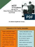 Desarrollos Post Freudianos Psicologia Del Yo Heinz Hartmann 1894 1970 y Ana Freud