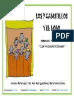 Cuento clásico de Los 7 cabritillos y el lobo.pdf