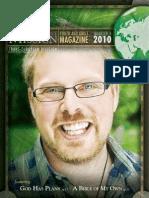 Misionero Completo en Ingles Tercer Trimestre 2010 Adulto