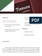 BIOL111 Lab 3 Tissues