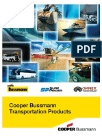 Cooper Bussmann Transport Catalog