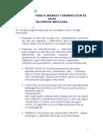 Protocolo de Desinfeccion QuirofanosCMC