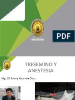 3. Trigemino y Anestesia