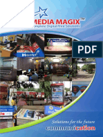 Media Magix Brouchere