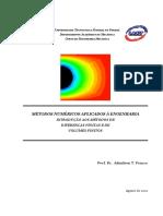 Apostila Métodos Numéricos - UTFPR