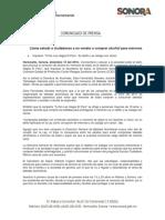15/12/16 Llama Estado a Ciudadanos a No Vender o Comprar Alcohol Para Menores -C.121670