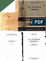220347066 Simone Weill La Fuente Griega