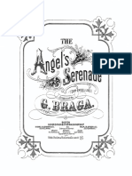 Braga Angels Serenade for Voice Cello or Violin and Pf