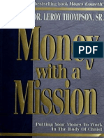 Money With a Mission - Leroy Thompson.epub