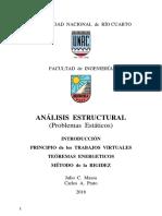 Análisis Estructural_2016