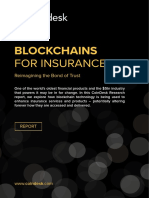 Blockchains for Insurance Free Preview