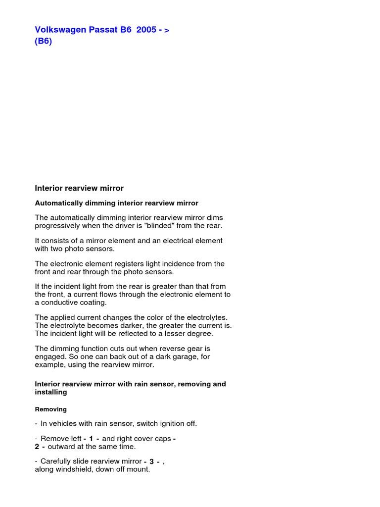 TallerPassat (1) pdf | Hvac | Mirror