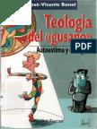 Bonet Jose Vicente - Teologia Del Gusano - Autoestima Y Evangelio