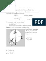 Dinámica Circular