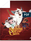 Beijing Opera Cats [leave behind]