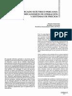 1. Mercado Electrico Peruano