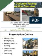 ACI Spring 2016_Two-Lift Concrete_Smith