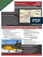 Explor Resources Factsheet