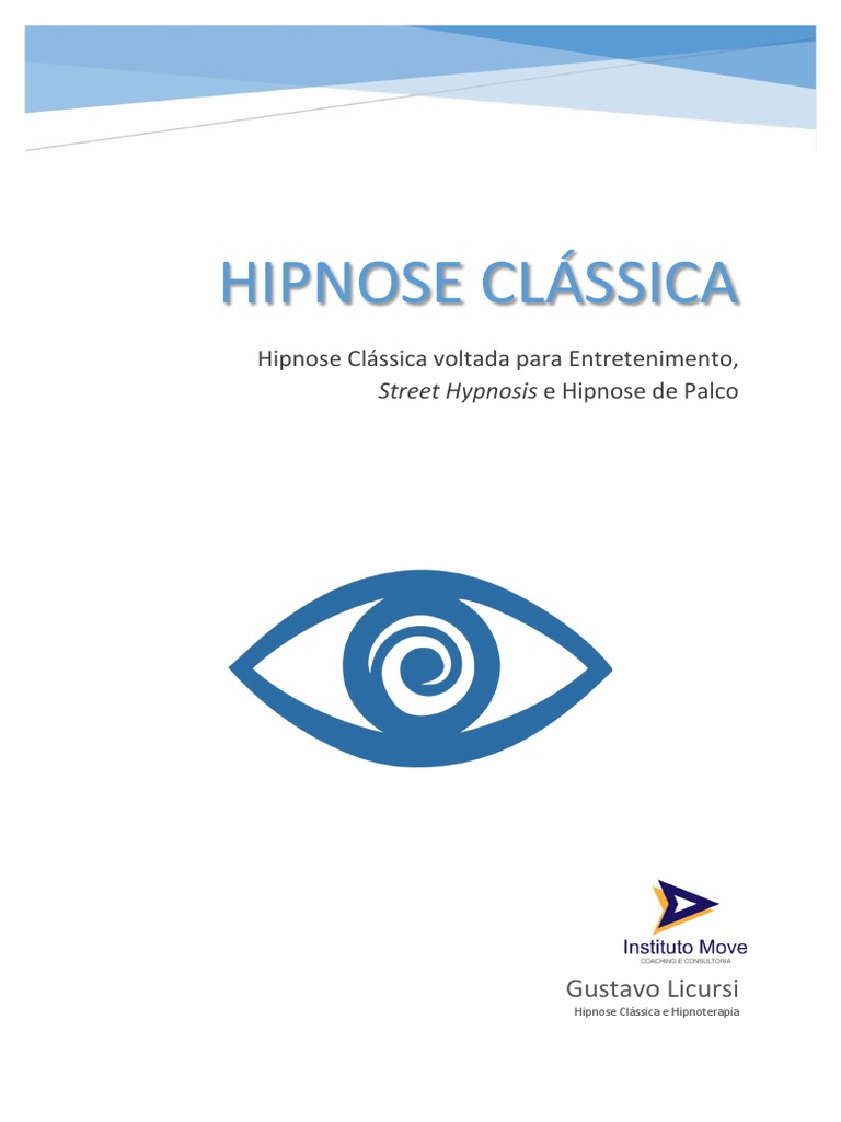 apostila de hipnose