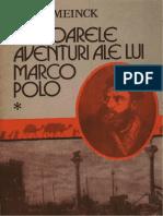 Willi Meinck - Uluitoarele Aventuri Ale Lui Marco Polo Vol. 1