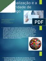 A Globalização e a Precaridade de Emprego