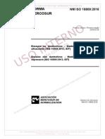ISO NM 16809 - Medidores de Espessura Por Ultrassom