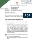 15.02.2017 PODER JUDICIAL ORDENA REPOSICION DE ELENA CUEVA PENADILLO , CONTRATOS DE TRABAJO ESTAN DESNATURALIZADOS  Y DESPIDO FUE NULO
