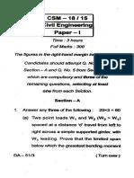 Csm 15 18 Civil Engineering Paper-1