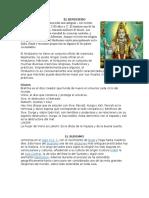 EL HINDUISMO, Budismo, Islam, Cristianismo, Origen, Dioses, Creencia