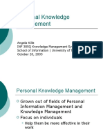 Kille Personal Knowledge Management